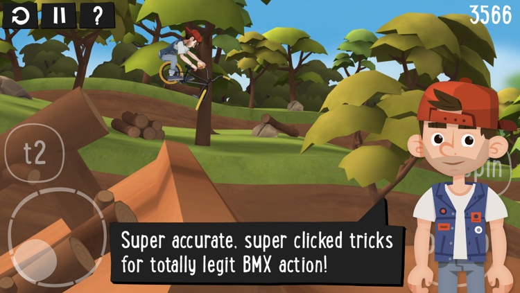 Pumped BMX 2 screenshot-1