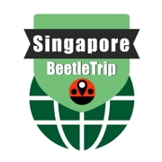 Singapore travel guide and offline city map, Beetletrip