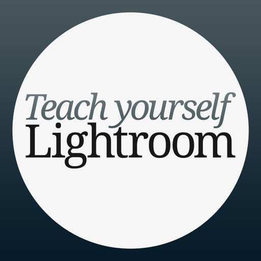 Teach yourself Lightroom iOS App