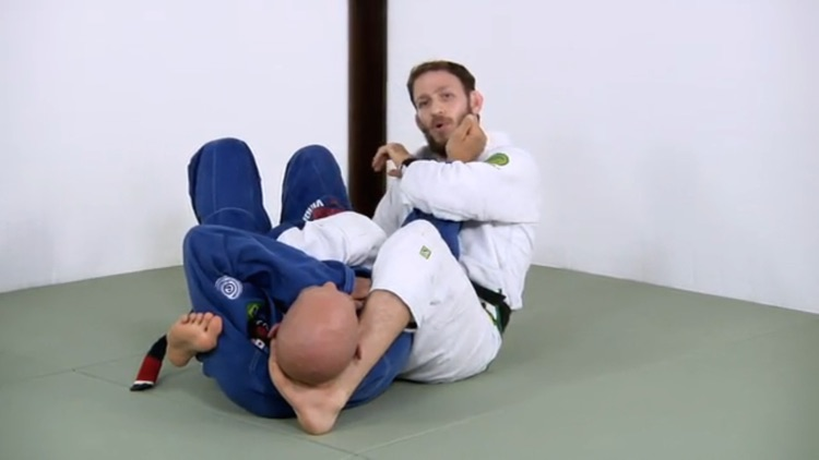 BJJ Spider Guard Volume 2, Double Biceps Spider Guard - Basic to Advanced screenshot-4