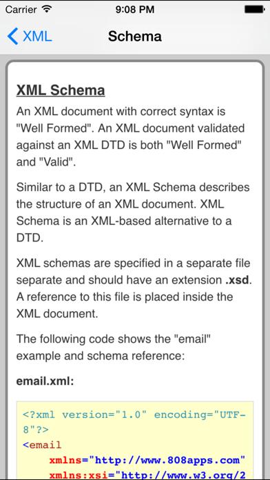 XML Pro FREEのおすすめ画像5