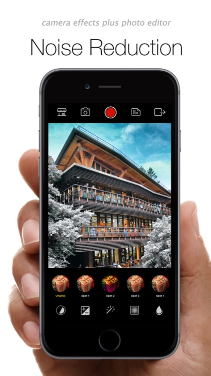 360 Camera Plus Pro - camera effects & filters plus photo editor screenshot-4