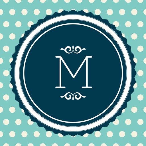 Monogram HD Wallpaper & Lock Screen Creator Pro