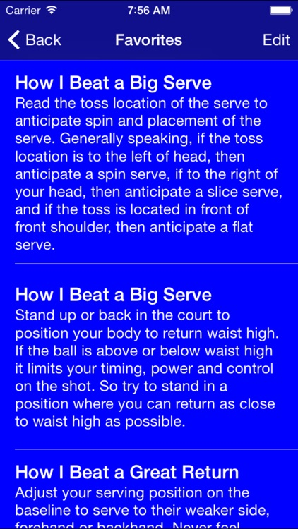 Tennis Strategy 1 2 3 screenshot-3