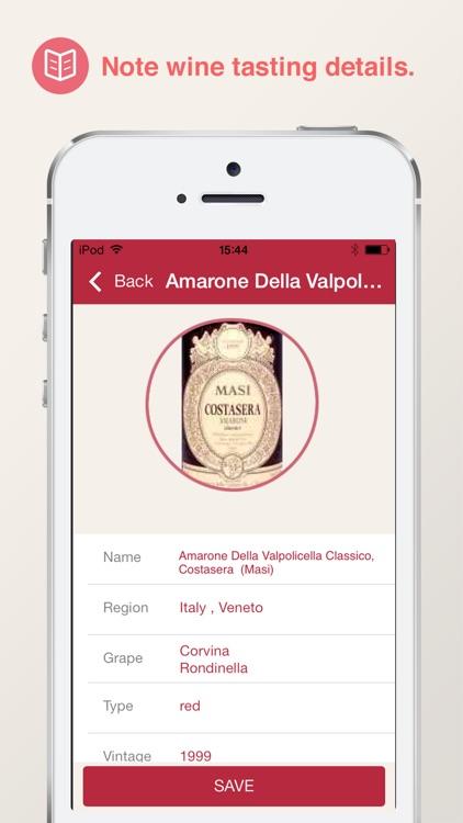 Wine it!- Discover your memorable great wine screenshot-4