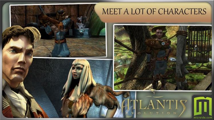 Atlantis 4: Evolution - (Universal)