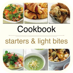 Easy Cookbook - Starters and Light Bites