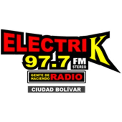 ELECTRIK 97.7 FM - Cdad. Bolívar