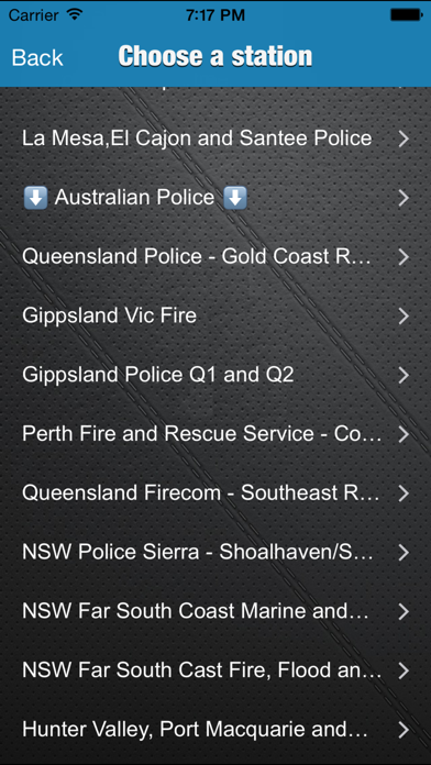 WBR - Radio and Police Scanner - Australia USA Canada | From