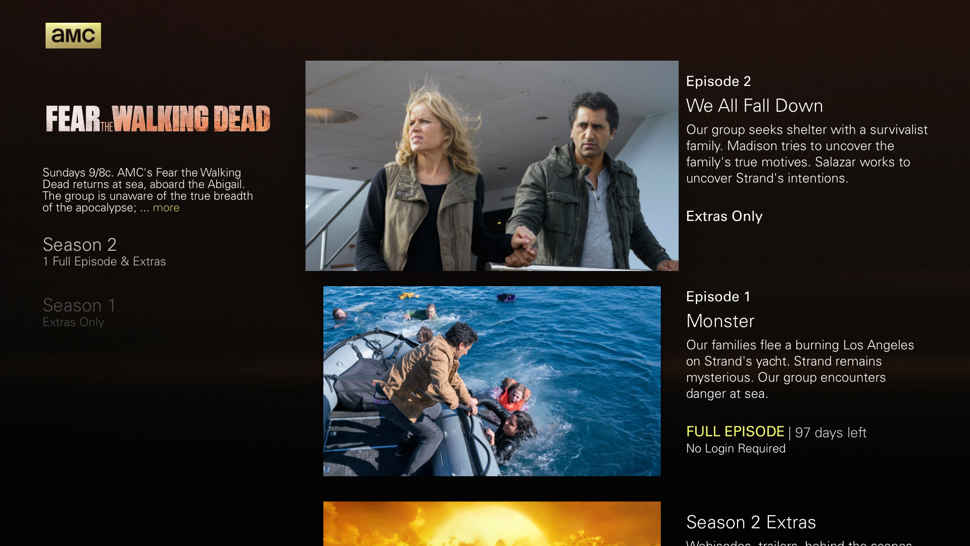 AMC: Stream TV Shows & Movies screenshot 14