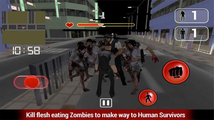 Zombies Hand Fight 3D - Monster Village version screenshot-3