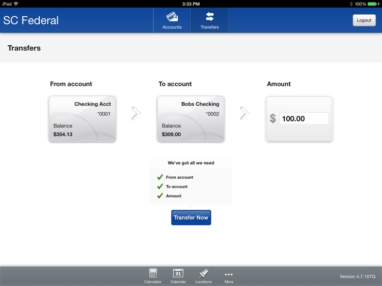 SC FCU for iPad screenshot-3
