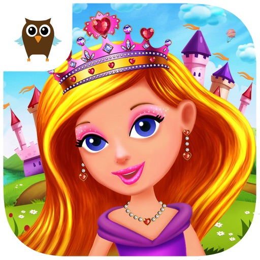 Princess Castle Fun - Kids Game