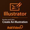 AV for Illustrator CC 103 - Brushes and Color - ASK Video