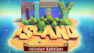 City Island: Winter Edition - Erbaue eine schöne Winterstadt auf der Insel und spiele viele Stunden kostenlos!Screenshot von 4