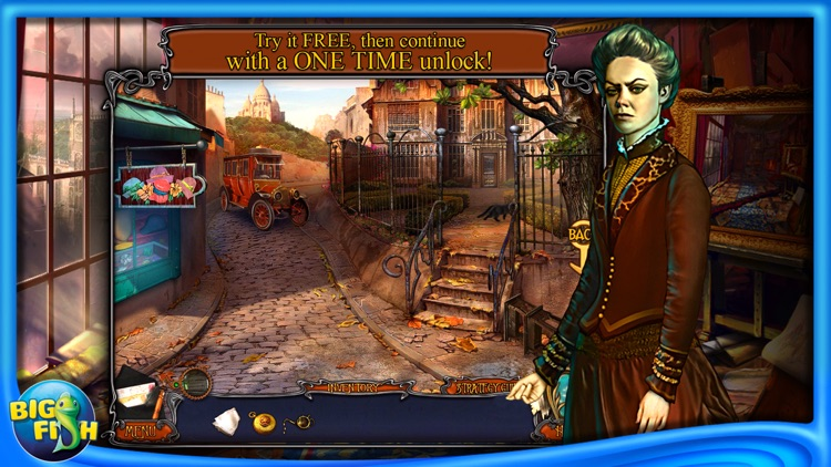 Haunted train spirits of charon a hidden object game for Big fish hidden object games free