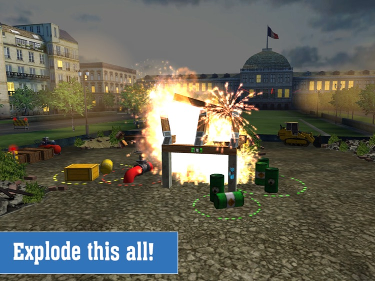 Demolition Master 3D HD screenshot-0