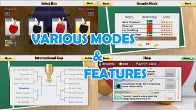 Virtual Table Tennis Скриншоты7