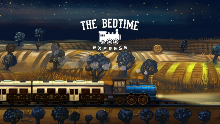 The Bedtime Express : The bedtime story that changes every night!