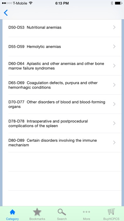 ICD10-Codes screenshot-2