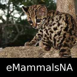 Mammals of North, Central & South America - A Mammal App