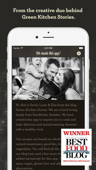 download Healthy Desserts - by Green Kitchen indir ücretsiz - windows 8 , 7 veya 10 and Mac Download now