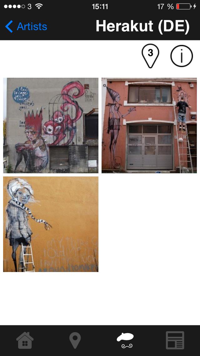 点击获取Nuart Festival - Geo Street Art