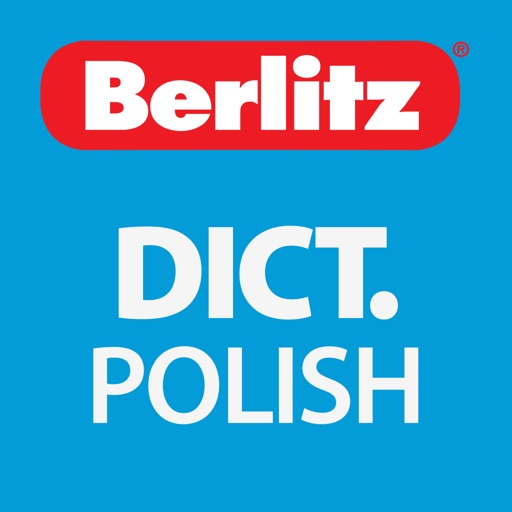 Polish - English Berlitz Basic Dictionary