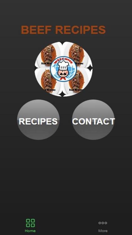 Easy Beef Recipes