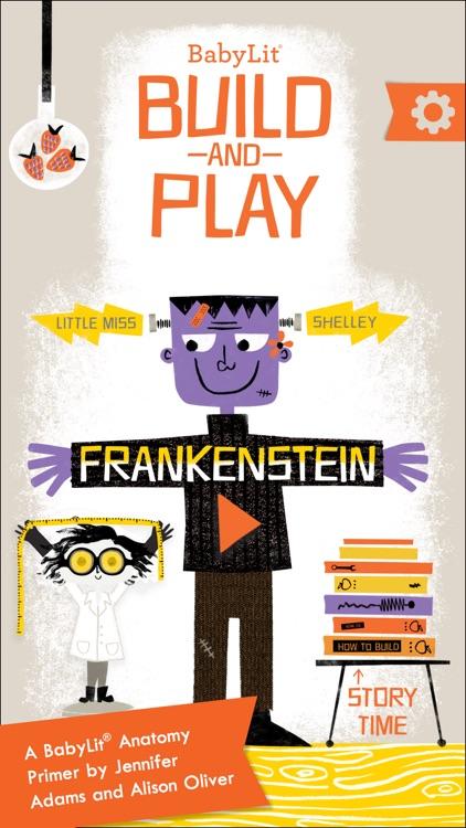 BabyLit Frankenstein Build and Play screenshot-0