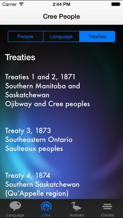 Manitoba Cree