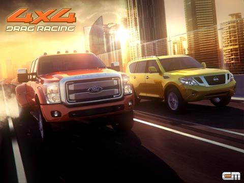 Drag Racing 4x4 на iPad