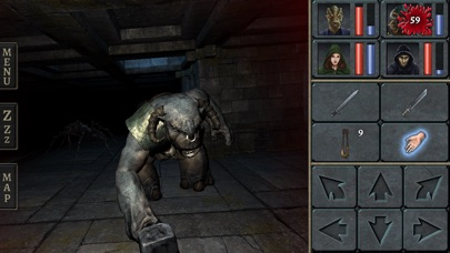Screenshot #7 for Legend of Grimrock