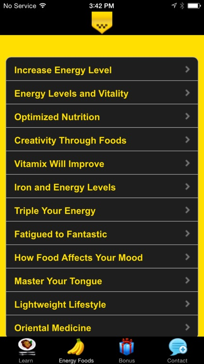 Energetic Foods - Boost Your Energy Levels