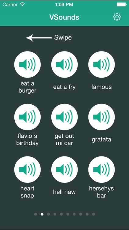 VSounds for Vine Soundboard - Soundboard for Vine & Dubsmash Free screenshot-1