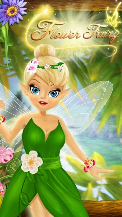 Dress Up - Flower Fairy