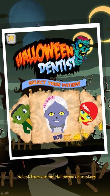 Halloween Scary Dentist