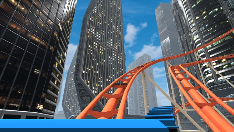 VR Roller Coaster screenshot-0