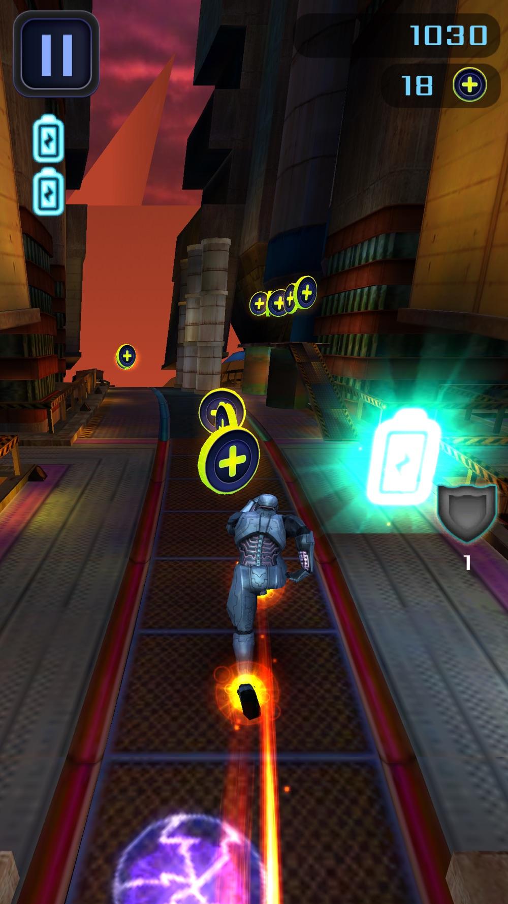 Robo X: Champion Dash! Cheat Codes