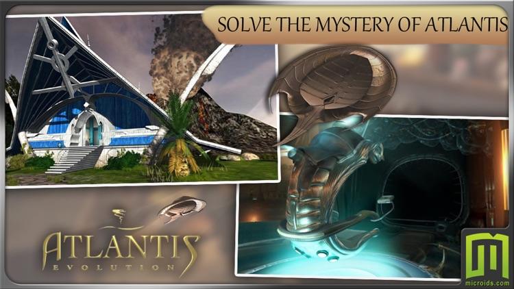 Atlantis 4: Evolution - (Universal) screenshot-4