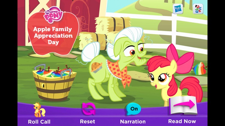 My Little Pony: Apple Family Appreciation Day
