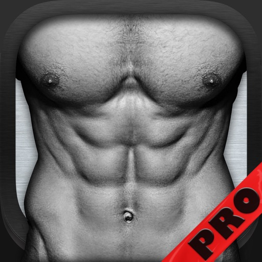Ab Workout X PRO - Six-Pack Core Exercises & Abdomen Trainer icon