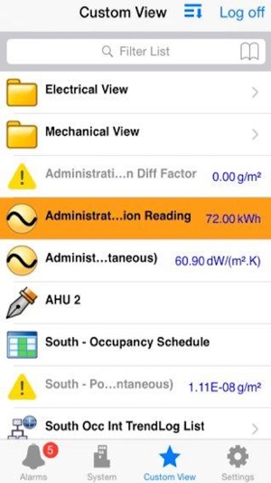 Building Operation Technician Tool on the App Store