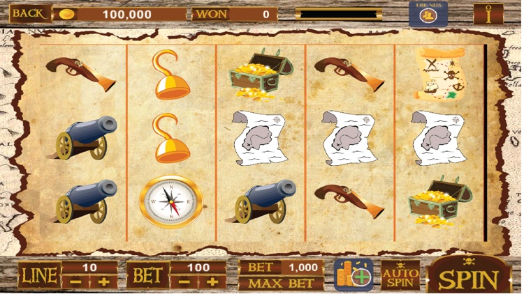 Pirate Kings Slot