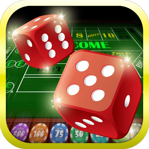 Wow Craps - 3D Dice Casino Game