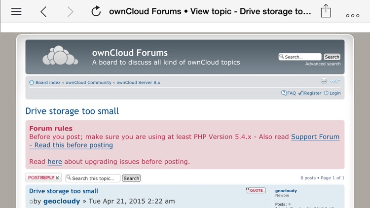 CloudNews – ownCloud News Reader screenshot-3