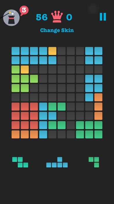 Blocks Mania Puzzle: Candy crossy block - Addictive 10/10