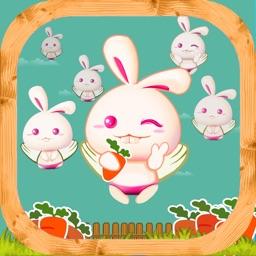 Rabbit Find Carrots Free