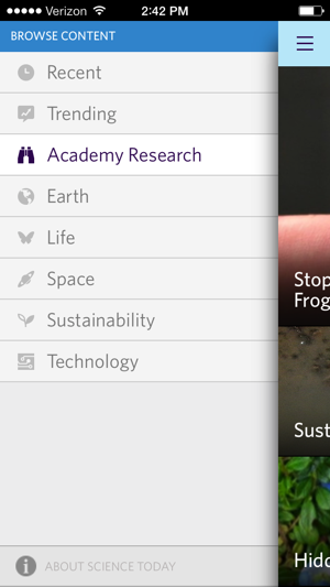 Science Today Screenshot