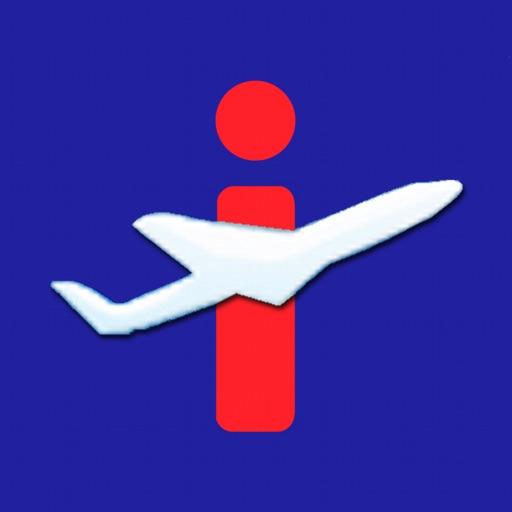 London Heathrow iPlane Flight Information